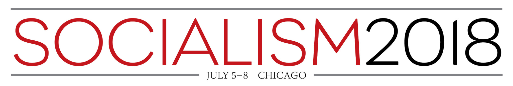 Socialism 2018: July 5-8, Chicago